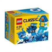 Set de constructie LEGO Classic Cutie Albastra de Creativitate