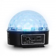 Beamz Mini Star Ball, RGBWA, LED, 6 x 3 W, музикален режим (Sky-153.215)