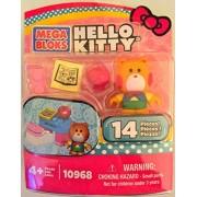 Mega Bloks Hello Kitty 10968 Thomas Figure Schoolhouse Playset
