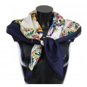 Dolce & Gabbana selyemsál majolika