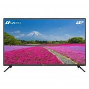 Pantalla Led 40 Smart Tv Sansui Smx40p28nf Negro