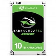 "Seagate Barracuda Pro ST10000DM0004 - Disco rígido - 10 TB - interna - 3.5"" - SATA 6Gb/s - 7200 rpm - buffer: 256 MB"