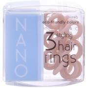 INVISIBOBBLE NANO to be or nude to be 3 uds