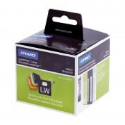 Etichete 190 mm x 38 mm hartie alba biblioraft 50 mm DYMO LabelWriter cod DY 99018