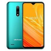 YUNHUIMC Yun ATCC Nota 8, 2 GB + 16 GB, cámaras duales Trasera, Face ID de identificación, 5,5 Pulgadas Android 10.0 GO MKT6580 Cuatro núcleos hasta 1,3 GHz, de Red: 3G, Dual SIM (Color : Green)