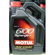 MOTUL 6100 Synergie+ 10W40 - 4L