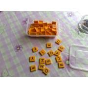 Lettres De Scrabble Junior A L'unité
