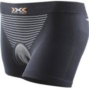 X-Bionic Intimo sportivo donna Energizer MK2 Boxer Shorts - Black/White