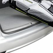 Защитно фолио за автомобилна броня / защита на лаково покритие [in.tec]® Audi A3, Безцветно, 112x18см