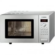 Cuptor cu microunde Bosch 800W, 17 Litri, inox HMT75G451