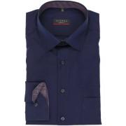 ETERNA Modern Fit Hemd dunkelblau, Einfarbig Herren 38 - S dunkelblau