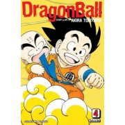 Dragon Ball, Volume 4, Paperback