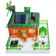 Solaration Solar Wholesale 5014 Powered Eco Farm, Great Renewable Energy Demo Kit and Science Education