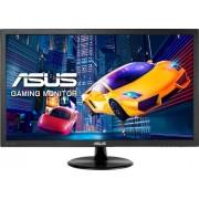"""ASUS - VP247QG 23.6"""" LED FHD FreeSync Monitor (HDMI, VGA) - Black"""