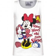 Disney Wit mouwloos Minnie Mouse shirt