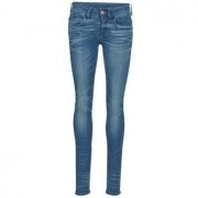 G-Star Raw LYNN MID SKINNY Kleding Broeken Jeans Dames Jeans dames