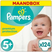 Pampers outlet Premium Protection - Maat 5+ (Junior+) 13-25 kg