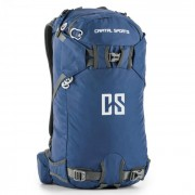 Capital Sports CS 30 szabadidő- és sport hátizsák, 30 liter, vízlepergető nylon, kék (BP2-Dorsi)