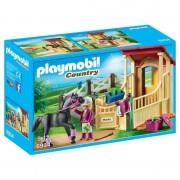 Playmobil country stalla con cavallo arabo 6934