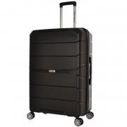 Springfield Koffer 75 Groot Zwart 100L 75X49X31cm