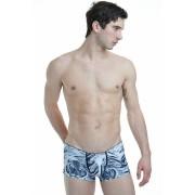 L'Homme Invisible Zanzibar Top Comfort Shorty Boxer Brief Underwear Black MY14L-TIG-ZA1