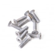 Schumacher U4237 Mi5 M3x12mm Alloy csk screws (10)