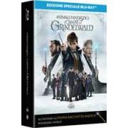 Animali Fantastici 2: I Crimini di Grindelwald (Blu-Ray + Penna - Bacchetta Magica)