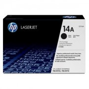 Тонер касета - HP 14A Black LaserJet Toner Cartridge - CF214A