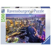PUZZLE DUBAI, 1500 PIESE - RAVENSBURGER (RVSPA16355)