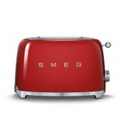 SMEG Tostapane 2 Fette Rosso Estetica Anni '50