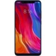 Telefon mobil Xiaomi Mi 8 128GB Dual Sim 4G Blue