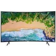 Televizor LED Samsung UE49NU7372, curbat, Ultra HD, smart, 49 inch/124cm, 1400 PQI, DVB-T2/C/S2, negru
