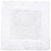 Linnea Tapis de bain 60x60 cm DREAM Blanc 2100 g/m2