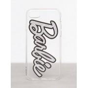 Missguided Glitter Phone Case iPhone7 Mobilskal White