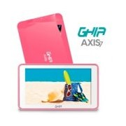 TABLET GHIA A7 WIFI T7718ROS/5PTOS/QUAD/1GB/8GB/2CAM/WIFI/ANDROID/BLUETOOTH/ROSA