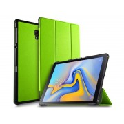 Alogy Etui Alogy Book Cover Samsung Galaxy Tab A 10.5 T590/T595 Zielone + Szkło
