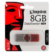 USB 8GB Kingston pen flash 2.0