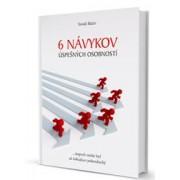 6 návykov úspešných osobností - kniha