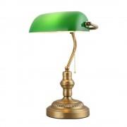 Barcelona LED Lámpara de mesa y escritorio BANQUERO vintage E27