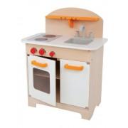 Hape-Wooden Gourmet Kitchen, White