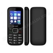 DENVER ELECTRONICS Téléphone portable pour personnes âgées Denver Electronics FAS-18100M 1,77 TFT SMS MICRO USB Noir