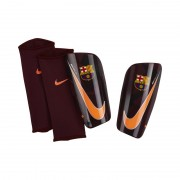 Protège-tibias de football FC Barcelona Mercurial Lite - Pourpre