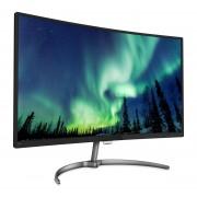 "Philips E-line 278E8QJAB - LED-skärm - böjd - 27"" (27"" visbar)"