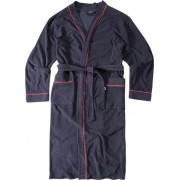 Jockey Хлопковый мужской халат синего цвета Jockey 50013 Nos (муж.) Синий