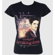 tricou cu tematică de film femei Twilight - Breaking Dawn - LIVE NATION - PE8554SKBP
