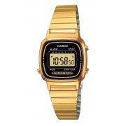 Ceas dama Casio STANDARD LA670WEGA-1EF Digital Retro