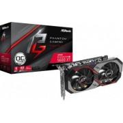 Placa video AsRock Radeon RX 5600 XT Phantom Gaming D2 OC 6GB GDDR6 192-bit Resigilat Bonus Q3'20 AMD Radeon Raise
