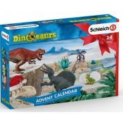 Calendar Advent Schleich 2019 - Dinozauri