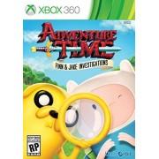 Little Orbit Adventure Time: Finn and Jake Investigations Xbox 360 Standard Edition