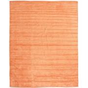 RugVista Tapis Kilim Chenille - Pêche orange 240x300 Tapis Moderne